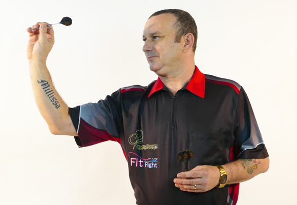 darren webster darts