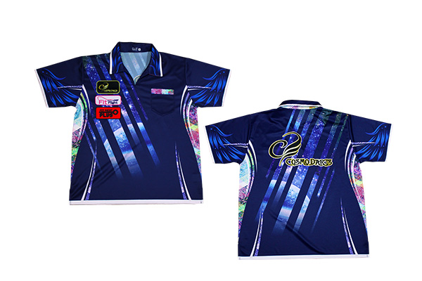 COSMO DARTS Replica Dart Shirt 2018